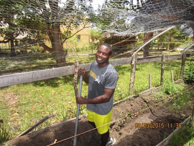 Review Ismail Volunteer Belize 01