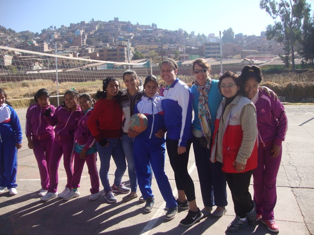 Review Jordan Volunteer Cusco Peru 01