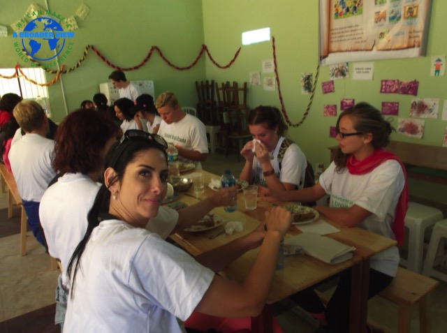 Review Julie Volunteer Quito Ecuador 01