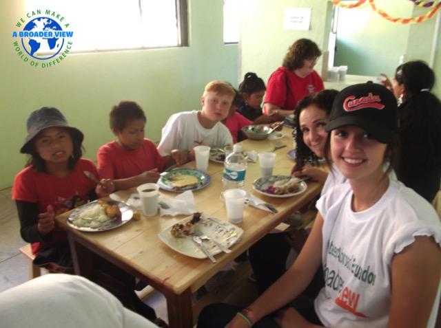 Review Julie Volunteer Quito Ecuador 02