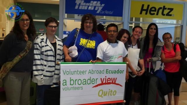 Review Julie Volunteer Quito Ecuador 04