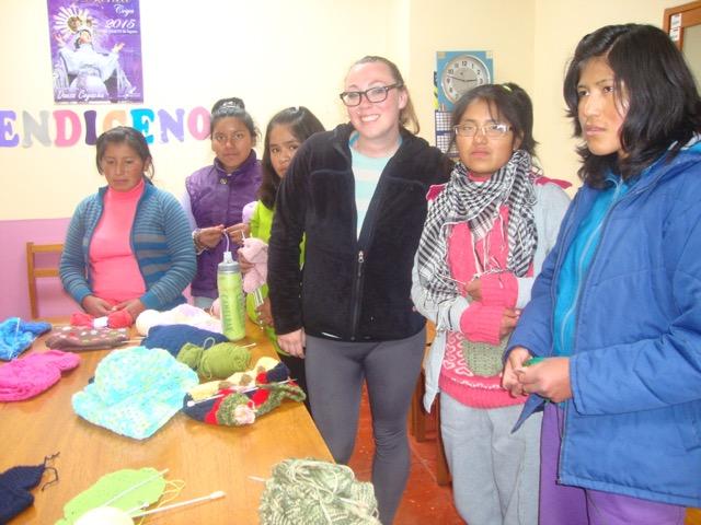 Review Lauren Somero Volunteer Cusco Peru 03