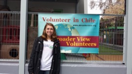 Review Mattie W. Volunteer in La Serena, Chile