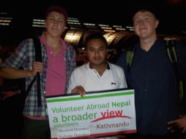 Review Max H. Volunteer in Kathmandu, Nepal