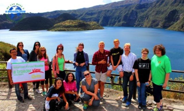 Review Spencer Volunteer Quito Ecuador 01