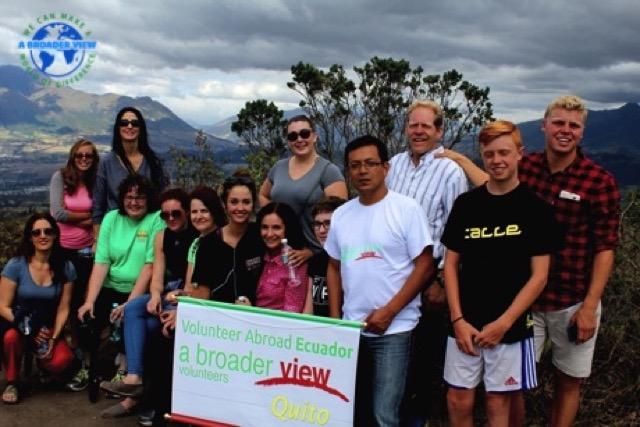 Review Spencer Volunteer Quito Ecuador 02