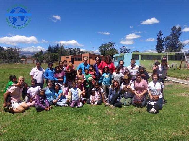 Review Spencer Volunteer Quito Ecuador 03
