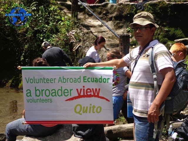 Review Spencer Volunteer Quito Ecuador 05