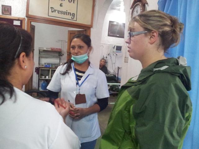 Review Annelies Adolf Volunteer Kathmandu Nepal 01