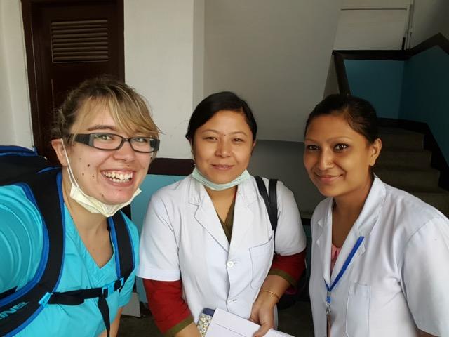 Review Annelies Adolf Volunteer Kathmandu Nepal 02