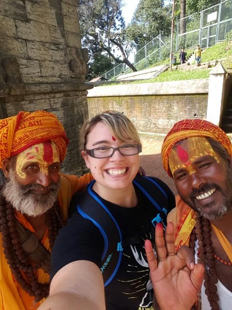 Review Annelies Adolf Volunteer Kathmandu Nepal 03