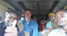 Review Anthony Ibrahim Volunteer in Arusha, Tanzania