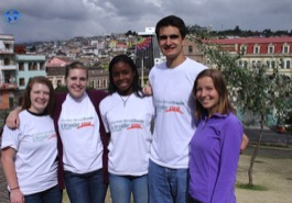 Review Jenae Young Volunteer in Quito, Ecuador
