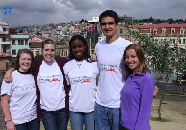 Review Jenae Young Volunteer Quito Ecuador 01