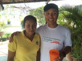 Review Mark K. Volunteer in La Ceiba, Honduras