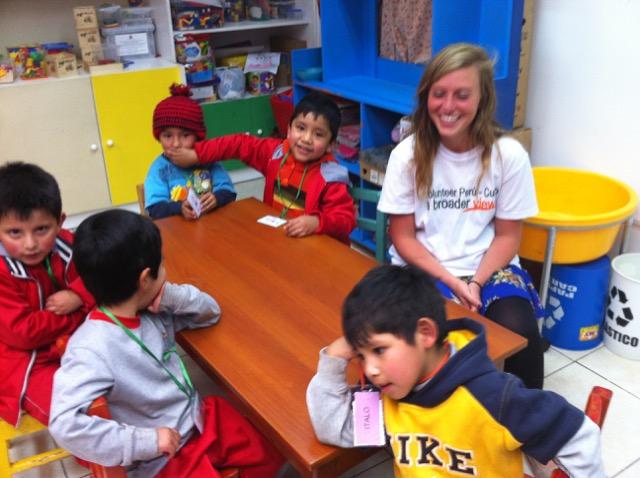 Review Tricia Volunteer Cusco Peru 01