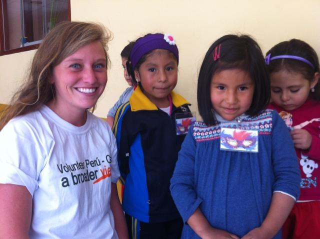 Review Tricia Volunteer Cusco Peru 02