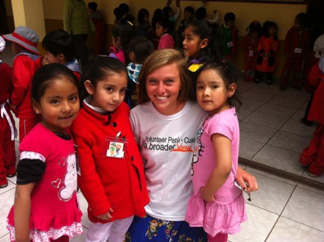 Review Tricia Volunteer Cusco Peru 03