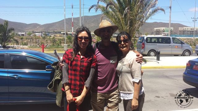 Review Adriano Volunteer La Serena Chile 01