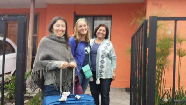 Review Amanda Maxson Volunteer in La Serena, Chile