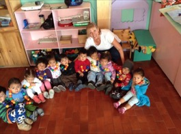 Review Barbara Uboe Volunteer in Ecuador Quito