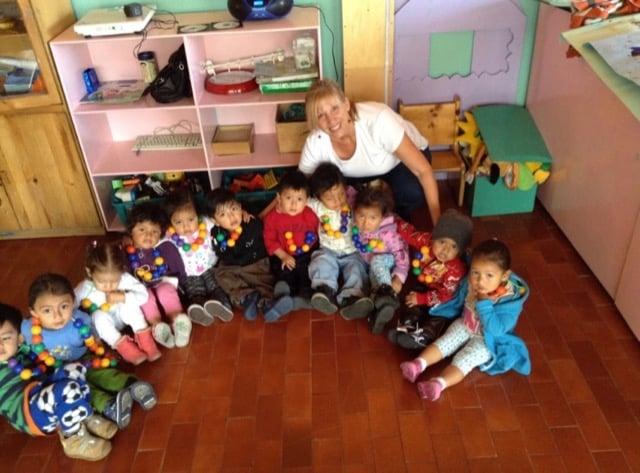 Review Barbara Uboe Volunteer in Ecuador Quito