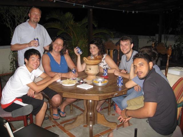 Dr Kyle Sanders Volunteer La Ceiba Honduras 04