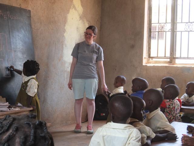 Feedback Amy Divincenzo Volunteer Bulenga Uganda 01