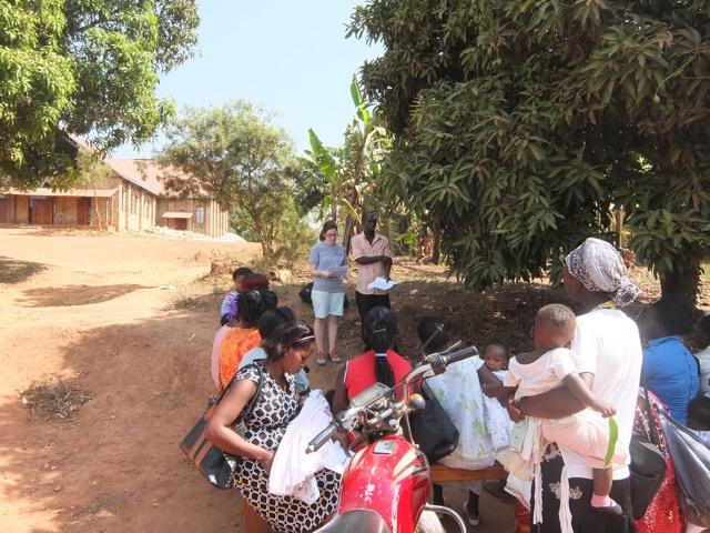 Feedback Amy Divincenzo Volunteer Bulenga Uganda 04