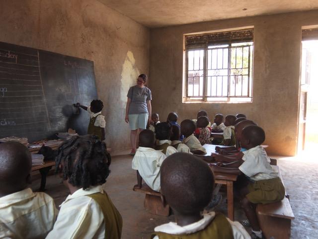 Feedback Amy Divincenzo Volunteer Bulenga Uganda 05