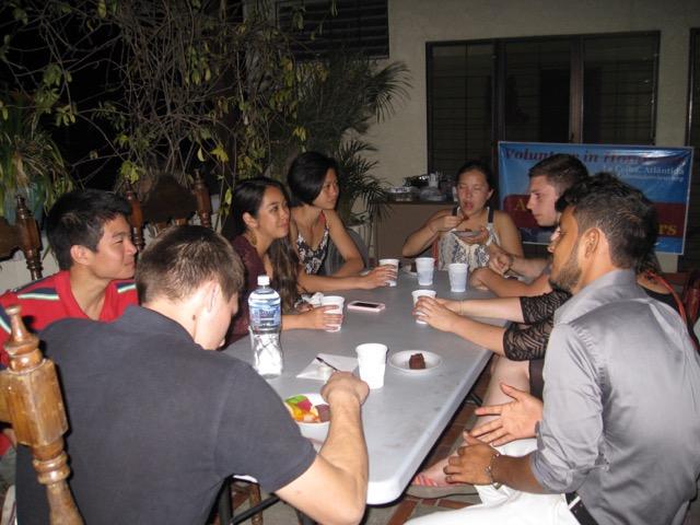 Feedback Artem Dudin Volunteer La Ceiba Honduras 02