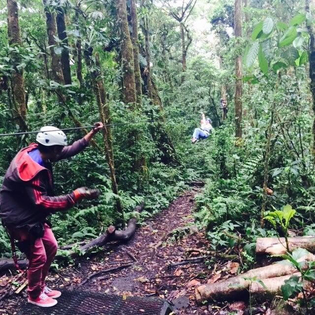 Feedback Coline Barret Volunteer in San Jose, Costa Rica
