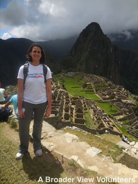 Feedback Lauren Huber Volunteer Cusco Peru 01