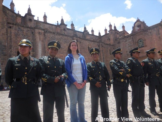 Feedback Lauren Huber Volunteer Cusco Peru 02