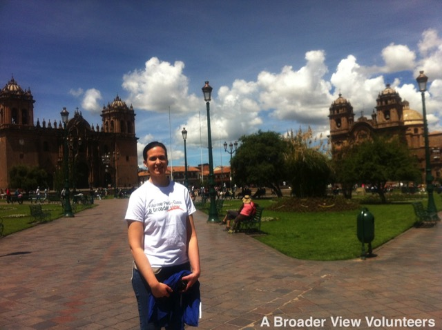 Feedback Lauren Huber Volunteer Cusco Peru 04