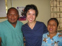Feedback Michelle Dunn Volunteer in La Ceiba, Honduras