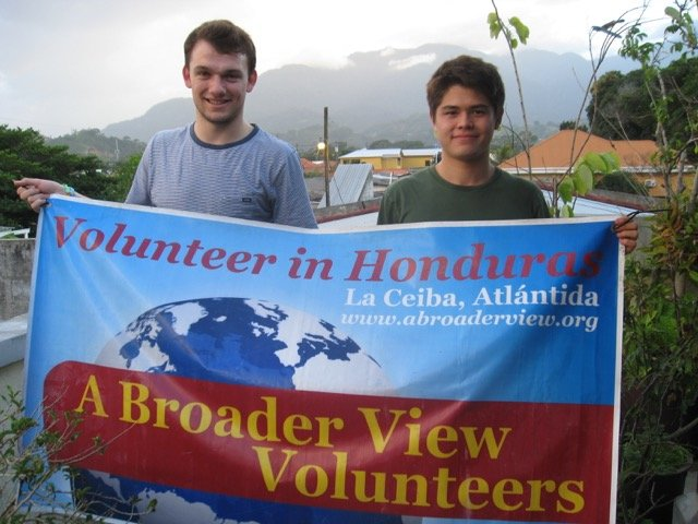 Feedback Nicholas Kos Volunteer in La Ceiba, Honduras