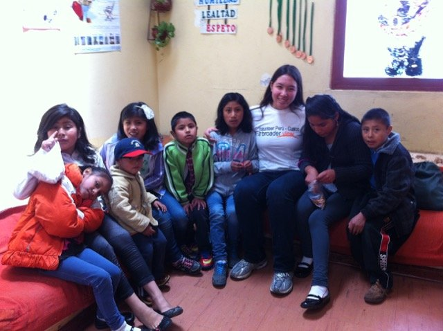 Feedback Rachel Scott Volunteer Cusco Peru 01