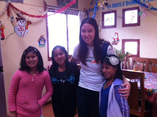 Feedback Rachel Scott Volunteer Cusco Peru 03