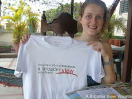 Review Alexandra Stephenson Volunteer in La Ceiba, Honduras