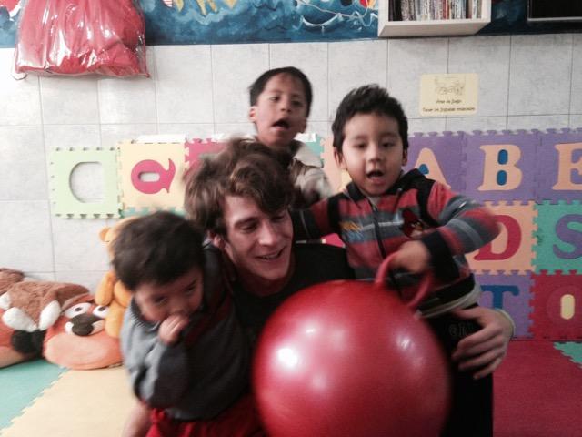 Review Andrew Wylie Volunteer Quito Ecuador 02