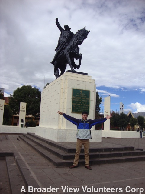 Review Andy Yoo Volunteer in Cusco, Peru