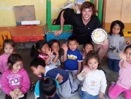 Review Carl Werner Volunteer in Xela, Guatemala