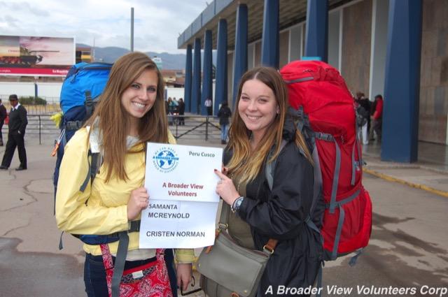 Review Cristen Norman Volunteer Cusco Peru 01