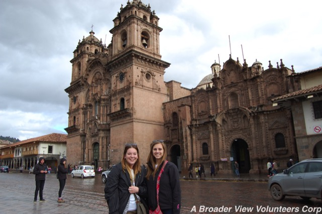 Review Cristen Norman Volunteer Cusco Peru 03