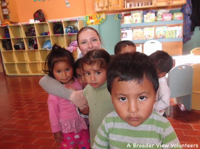 Review Fleur Nouvelot Volunteer Ecuador Quito 02