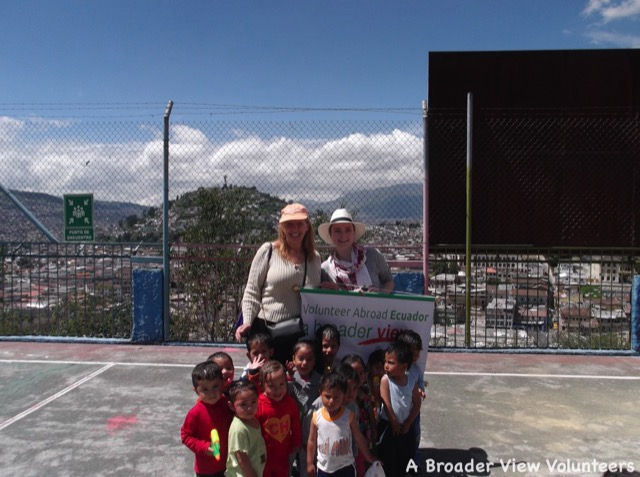 Review Fleur Nouvelot Volunteer in Ecuador, Quito