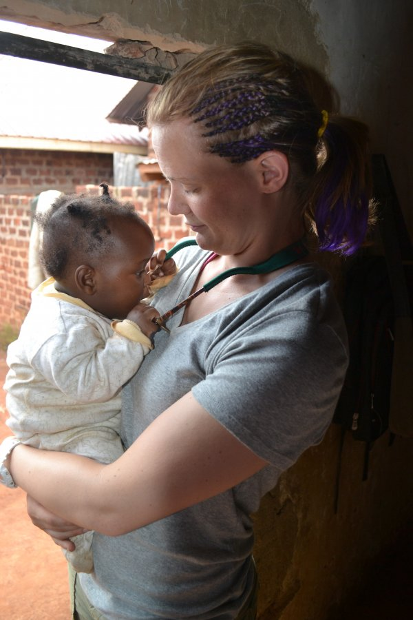 Review Jessica Shockley Volunteer Bulenga Uganda Orphanage Child Care 6