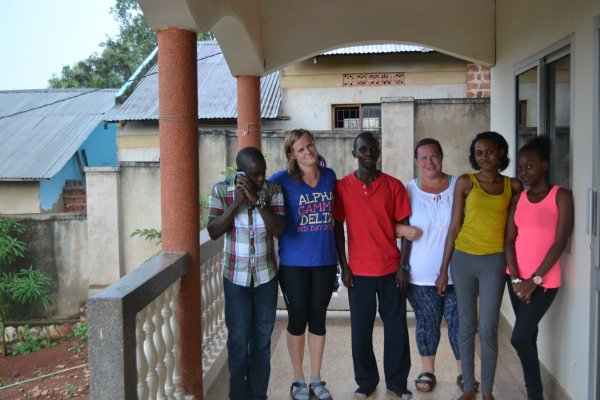 Review Jessica Shockley Volunteer Bulenga Uganda Orphanage Child Care 8