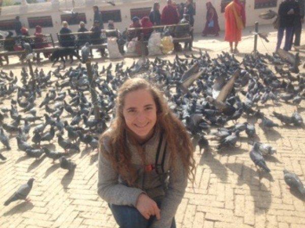 Review Mackenzie Wattenbarger Volunteer Kathmandu Nepal Pre Med Pre Nurse 3